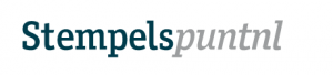 stempel met logo