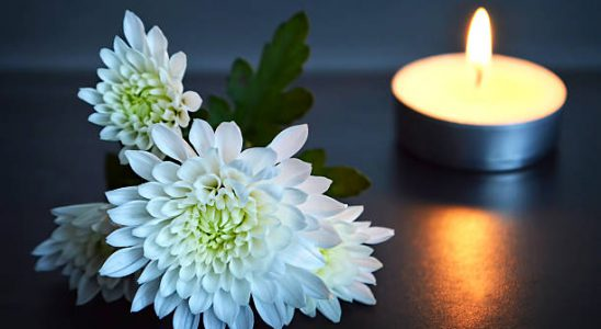 bloemen begrafenis